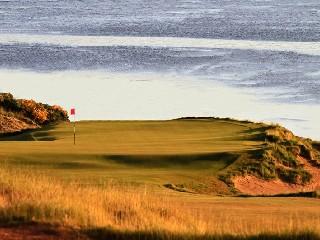 Schottland Silverglades Golfresort Ferienhaus 1 Rowan Lodge