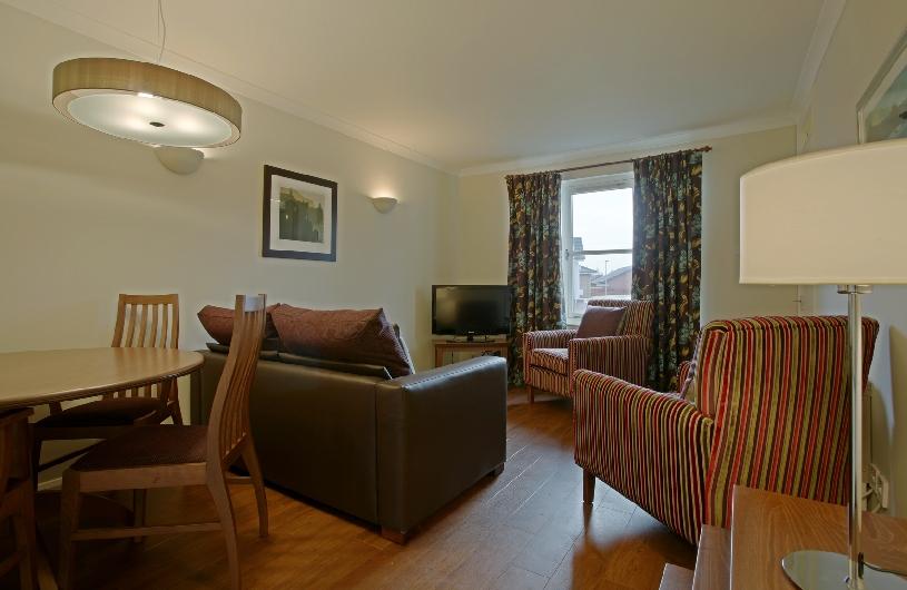 Schottland Silverglades Golfresort Ferienhaus 1 Rowan Lodge - 02