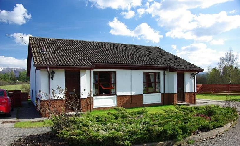 Schottland Silverglades Golfresort Ferienhaus 1 Rowan Lodge - 06