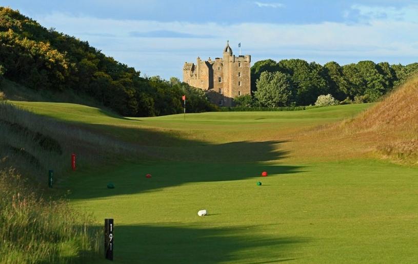 Schottland Silverglades Golfresort Ferienhaus 1 Rowan Lodge - 07