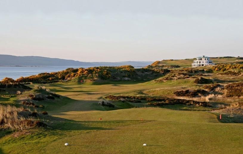 Schottland Silverglades Golfresort Ferienhaus 1 Rowan Lodge - 10