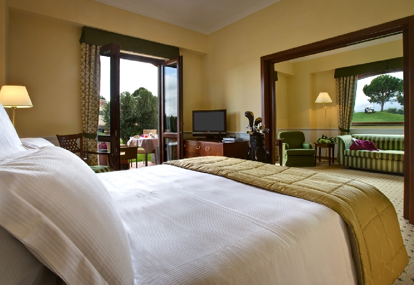 Sizilien Picciolo Etna Golf & Spa Resort Suite - 01