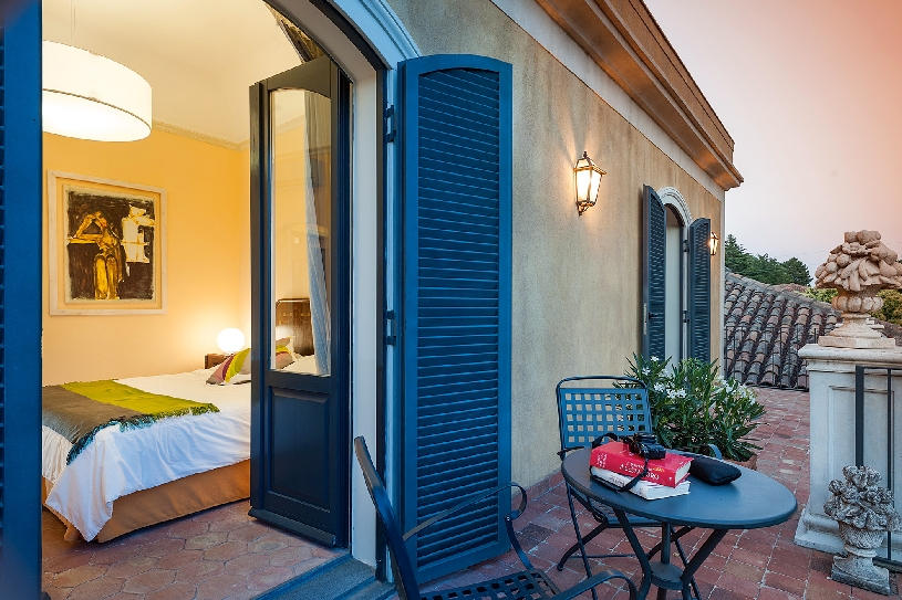 Sizilien Villagrande Wine Resort & Golf - 08