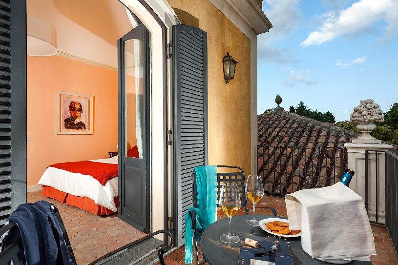 Sizilien Villagrande Wine Resort & Golf - 11