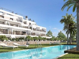 Spanien, Alicante, Golfapartment im Golfresort