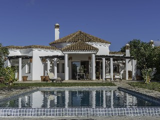 Spanien Andalusien Resortvilla