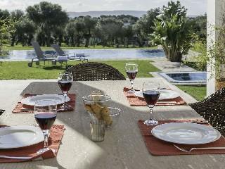 Spanien Andalusien Villa Benalup 2