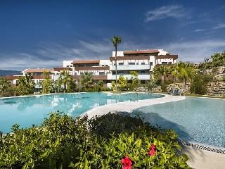 Spanien Flamingos Golf Luxuswohnungen direkt am Golfplatz