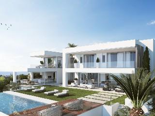 Spanien Benahavis exklusive Neubau-Golfvilla