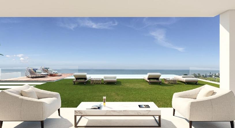 Spanien Benahavis exklusive Neubau-Golfvilla - 03
