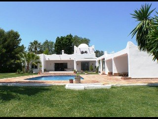 Spanien Costa del Sol Nuevo Atalaya Villa