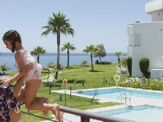 Spanien Estepona Beach Apartment