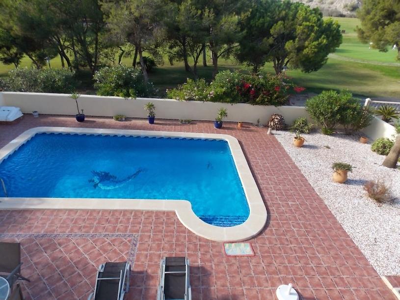 Spanien Golfvilla Las Ramblas de Campoamor - 01