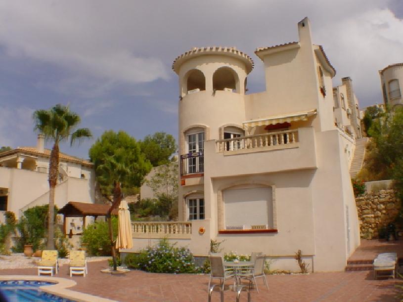 Spanien Golfvilla Las Ramblas de Campoamor - 12