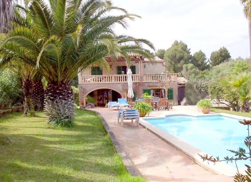 Spanien, Mallorca, Golfvilla mit Pool  - 01