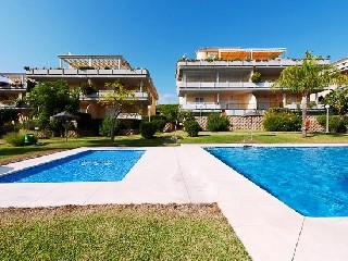 Spanien Marbella Cabopino Golf Appartement