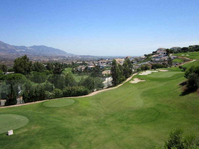 Spanien Marbella Golfimmobilie La Cala Resort - 13