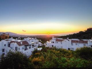 Spanien, Marbella, Meerblickapartments in Golfplatznähe