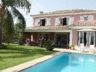 Spanien Marbella Santa Maria Golfresort Villa