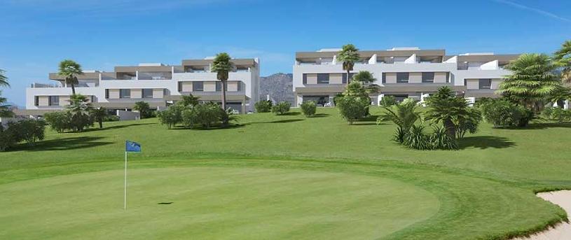 Spanien, Mijas Townhouses am Golfplatz  - 11