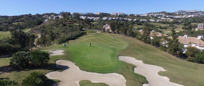 Spanien, Mijas Townhouses am Golfplatz  - 12