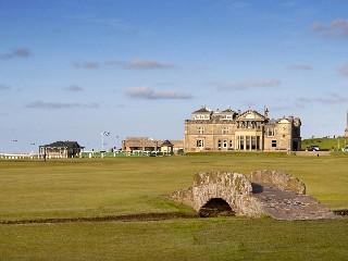 Schottland St. Andrews Golfhouse
