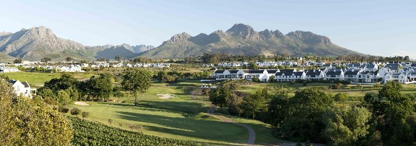 Stellenbosch: Luxus Golf Lodge am De Zalze Course 1 SZ - 01