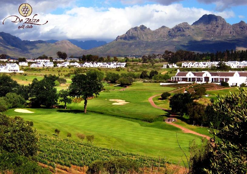 Stellenbosch: Luxus Golf Lodge am De Zalze Course 1 SZ - 08