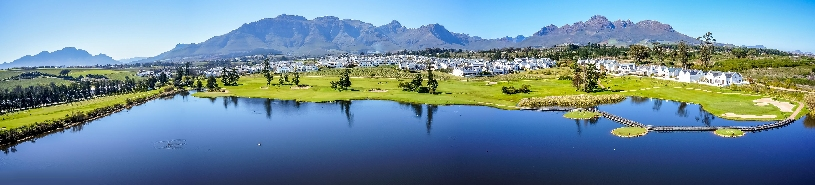 Stellenbosch: Luxus Golf Lodge am De Zalze Course 1 SZ - 09