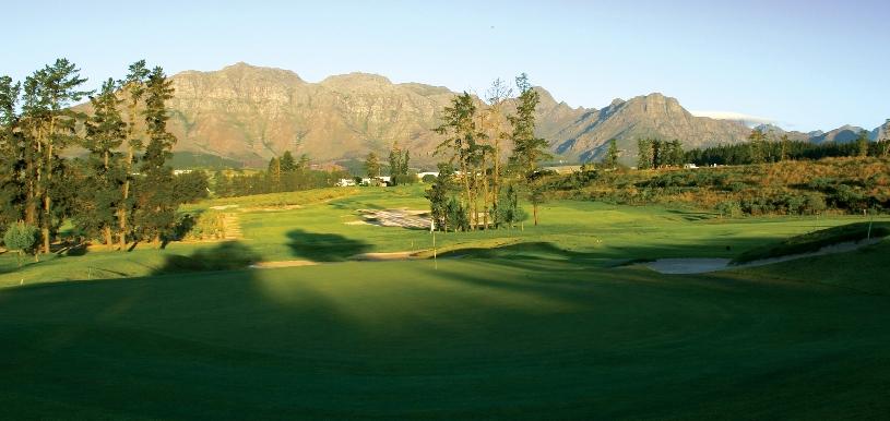 Stellenbosch: Luxus Golf Lodge am De Zalze Course 1 SZ - 11
