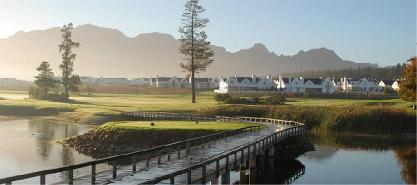 Südafrika De Zalze Golf Luxury Lodge 2 SZ - 11