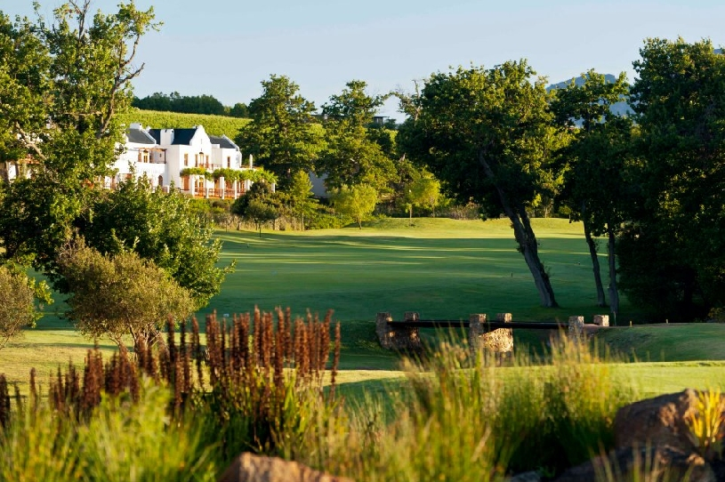 Südafrika De Zalze Golf Luxury Lodge 2 SZ - 14