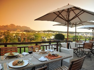 Südafrika Stellenbosch De Zalze Golf Suite 1 SZ