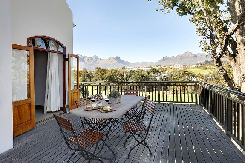 Südafrika Stellenbosch DeZalze Luxury Family Suite - 01