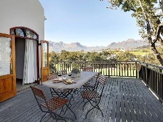 Südafrika Stellenbosch DeZalze Luxury Family Suite