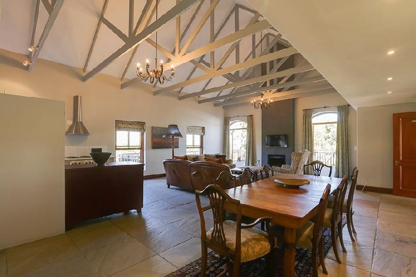 Südafrika Stellenbosch DeZalze Luxury Family Suite - 04