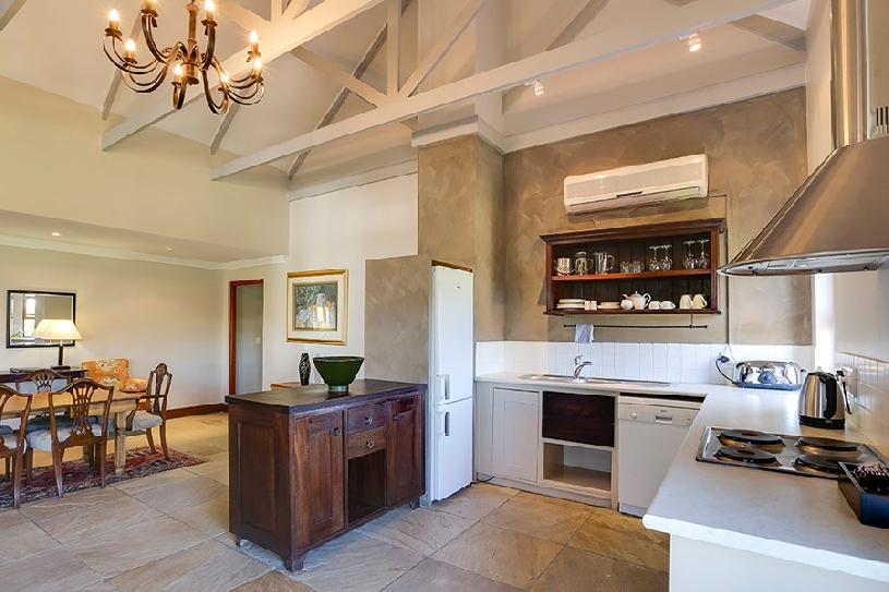 Südafrika Stellenbosch DeZalze Luxury Family Suite - 06