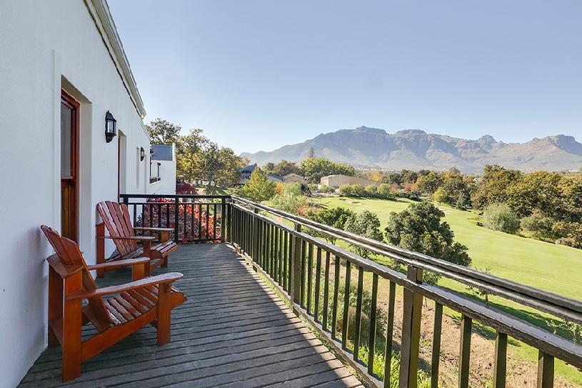 Südafrika Stellenbosch DeZalze Luxury Family Suite - 09
