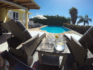 Teneriffa Golf Villa mit Pool am Adeje Golf