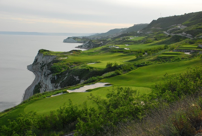 Thracian Cliffs Hill Site Golfappartement 3 SZ - 12