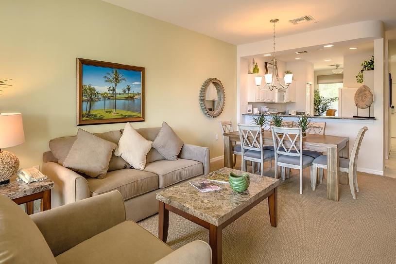 Florida Naples Lely Golf Resort Luxusappartement 2 SZ - 01