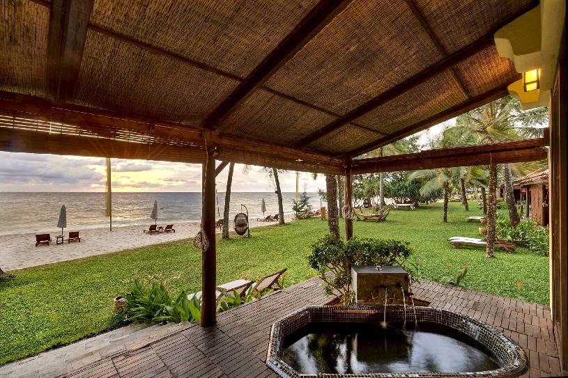 Vietnam Phu Quoc Chen Sea Resort & Spa  Strandvilla 1 SZ  - 01