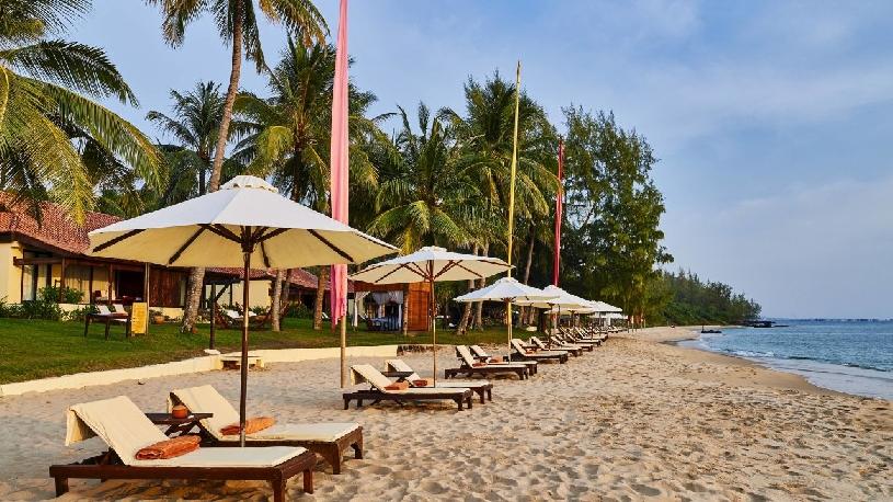 Vietnam Phu Quoc Chen Sea Resort & Spa  Strandvilla 1 SZ  - 03