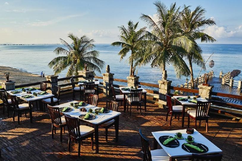 Vietnam Phu Quoc Chen Sea Resort & Spa  Strandvilla 1 SZ  - 08