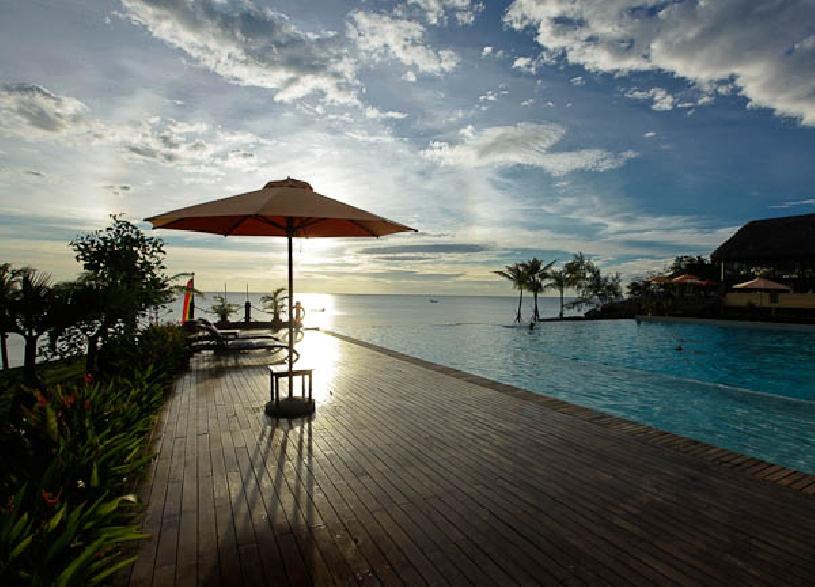 Vietnam Phu Quoc Chen Sea Resort & Spa  Strandvilla 1 SZ  - 09