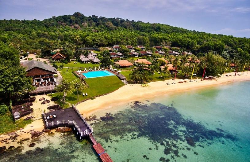 Vietnam Phu Quoc Chen Sea Resort & Spa  Strandvilla 1 SZ  - 11