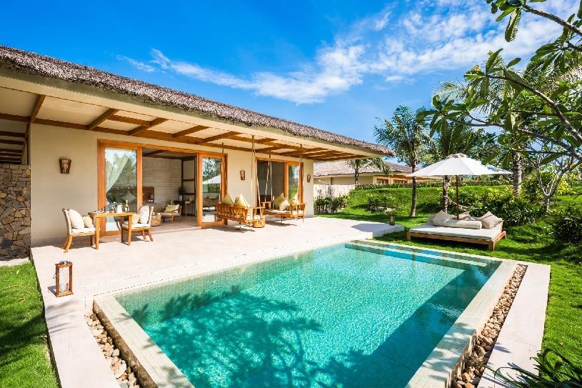 Vietnam Phu Quoc Fusion Pool Villa 1 SZ - 01