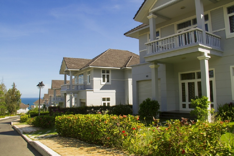 Vietnam Sealinks Golf Villas 3  - 09