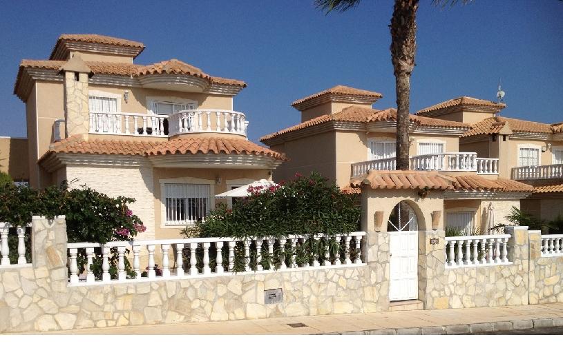 Spanien Murcia Golfvilla Campoamor - 01