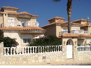 Spanien Murcia Golfvilla Campoamor